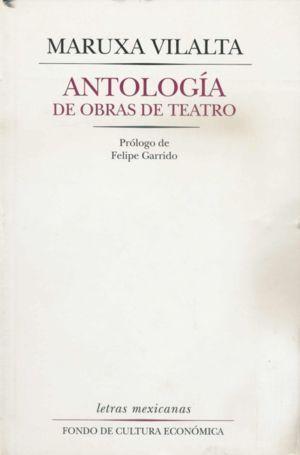 ANTOLOGÍA DE OBRAS DE TEATRO