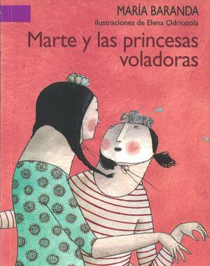 MARTE Y LAS PRINCESAS VOLADORAS