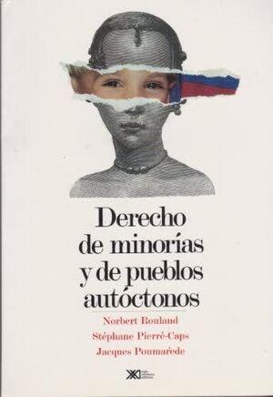 DERECHO DE MINORIAS Y DE PUEBLOS AUTOCTONOS