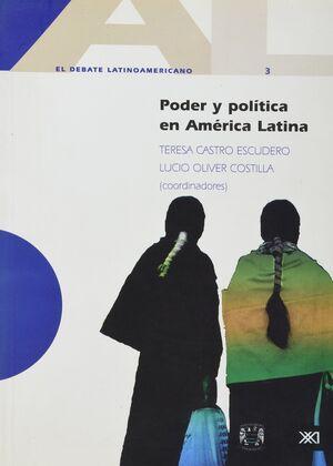 PODER Y POLÍTICA EN AMÉRICA LATINA