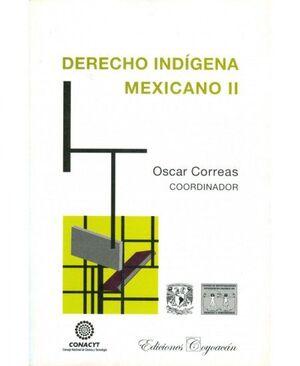DERECHO INDÍGENA MEXICANO 2