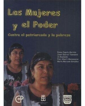 LAS MUJERES Y EL PODER