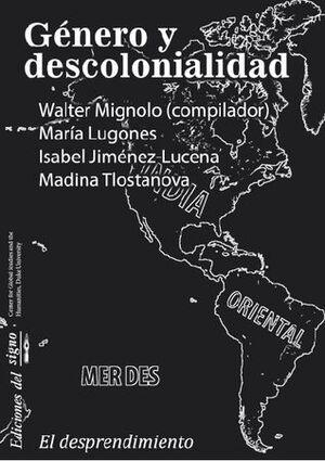 GÉNERO Y DESCOLONIALIDAD