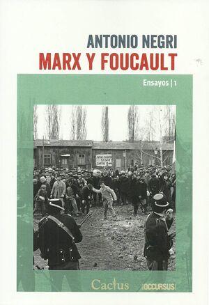 MARX Y FOUCAULT ENSAYOS 1