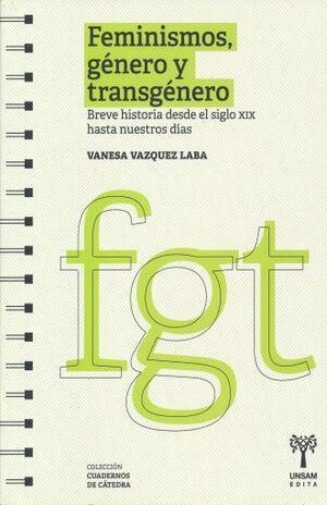 FEMINISMOS, GÉNERO Y TRANSGÉNERO