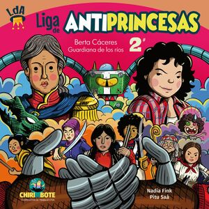 LIGA DE ANTIPRINCESAS 2