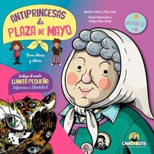 ANTIPRINCESAS DE PLAZA DE MAYO # 8