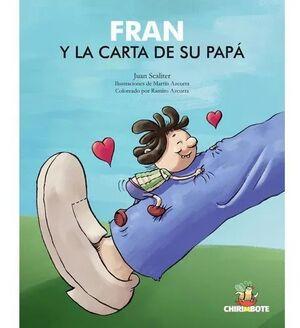 FRAN Y LA CARTA DE SU PAPÁ