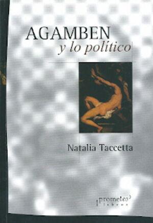 AGAMBEN Y LO POLITICO