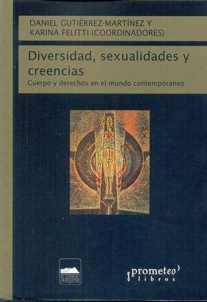 DIVERSIDAD, SEXUALIDADES Y CREENCIAS