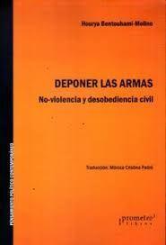 DEPONER LAS ARMAS