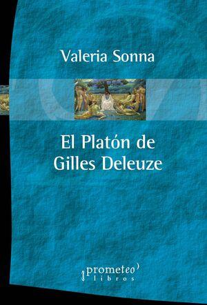 EL PLATON DE GILES DELEUZE