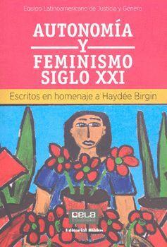 AUTONOMIA Y FEMINISMO SIGLO XXI