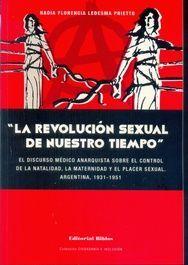 LA REVOLUCIÓN SEXUAL DE NUESTRO TIEMPO