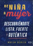 DE NIÑA A MUJER