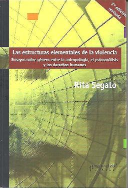 ESTRUCTURAS ELEMENTALES DE LA VIOLENCIA 3ª EDIC. REVISADA