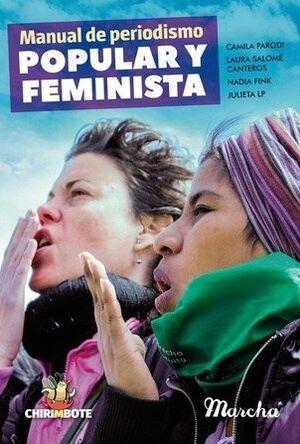 MANUAL DE PERIODISMO POPULAR Y FEMINISTA